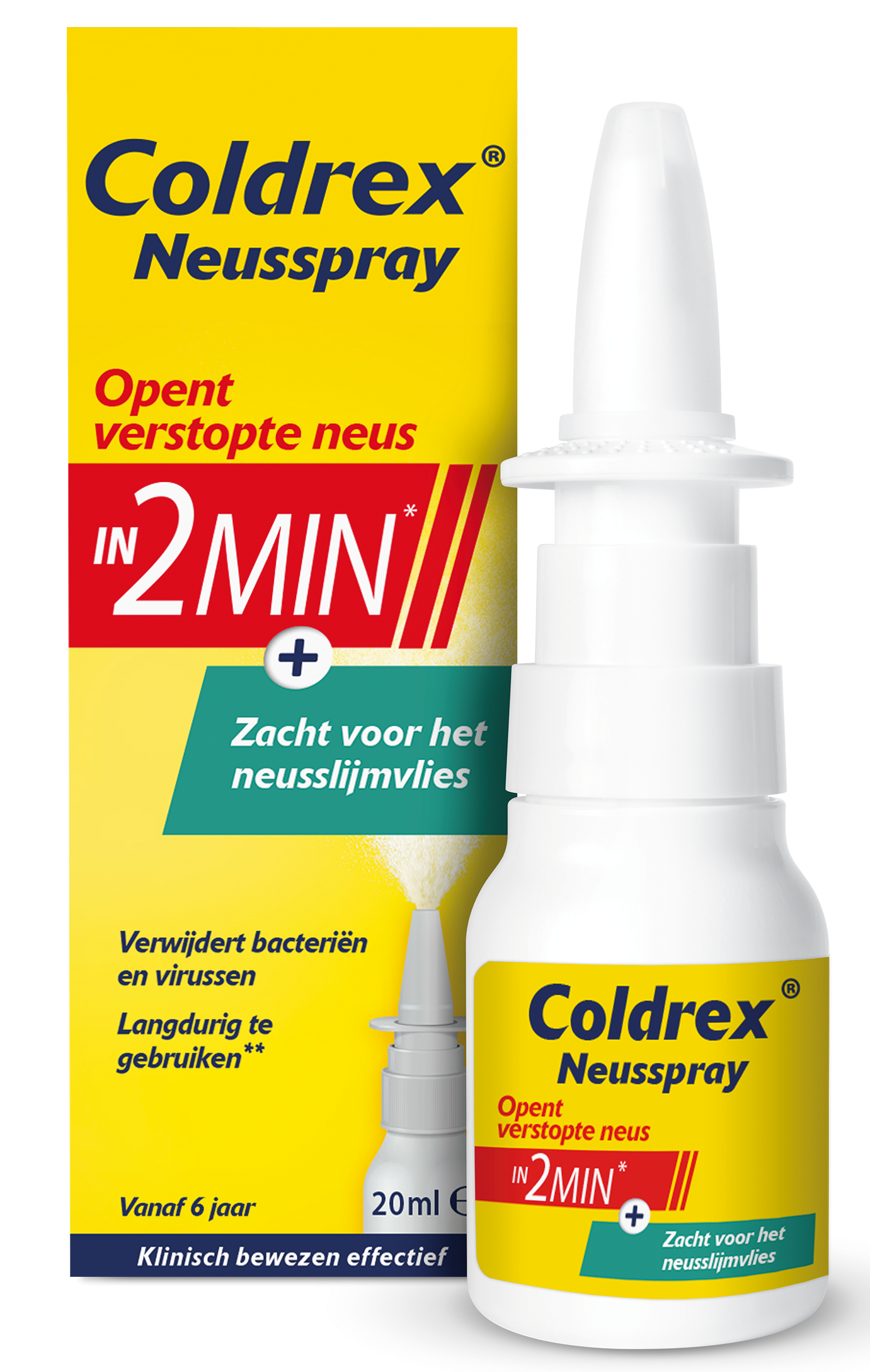 Coldrex Neusspray 2MIN